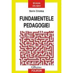 Fundamentele pedagogiei -Sorin Cristea