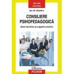 Consiliere psihopedagogica -Ion Al Dumitru