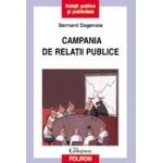 Campania de relatii publice -Bernard Dageais