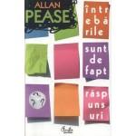 Intrebarile sunt de fapt raspunsuri -Allan Pease